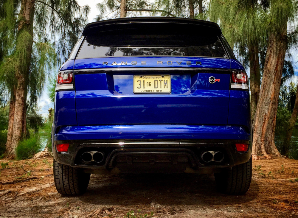 Of Course, A Land Rover Wouldnu0027t Be A Land Rover Without Its Off Road  Prowess. The Range Rover SVR Is Fully Equipped To Take On Extreme Off Road  Conditions: ...