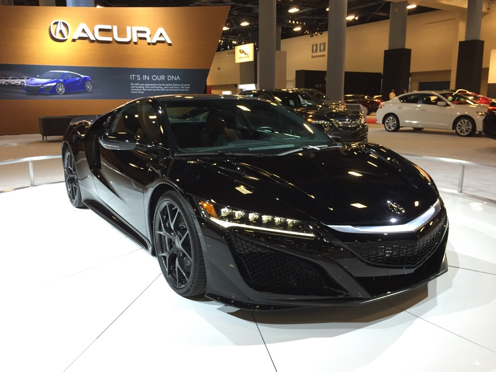 Must See Cars At Miami Auto Show Behind The Wheel - Car show miami today