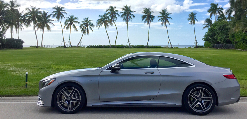 spare no expense with the mercedes benz s65 amg coupe behind the wheel. Black Bedroom Furniture Sets. Home Design Ideas