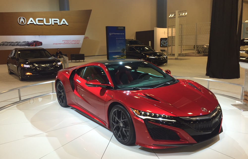5 Must See Cars At The 2016 Miami Auto Show Behind The Wheel