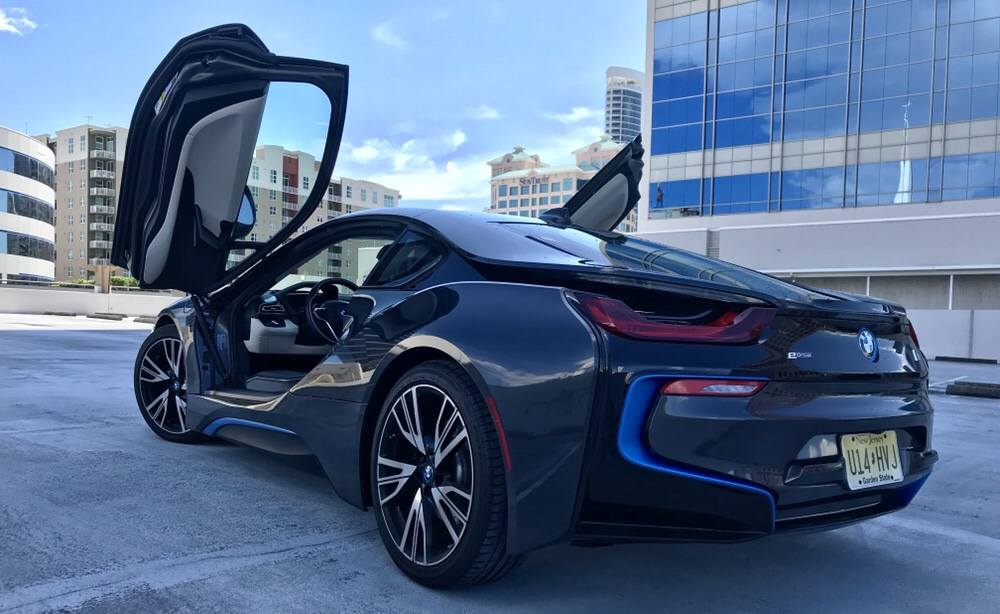 Hybrids and Electrics | Behind The Wheel