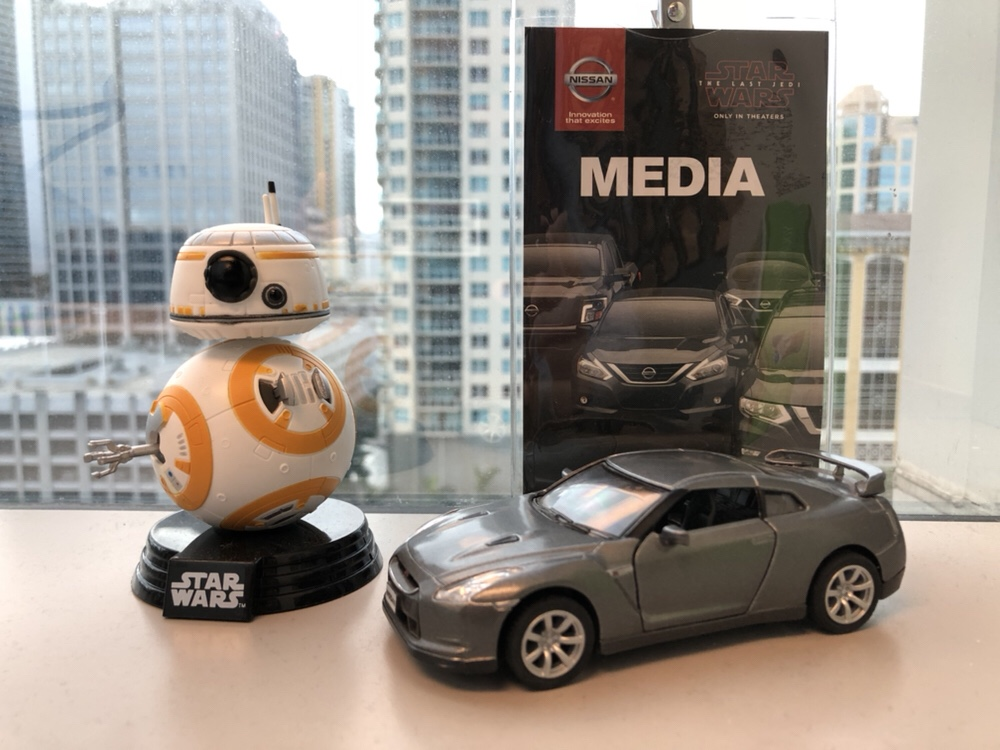 Droid Not Included The 2018 Nissan Rogue With Propilot